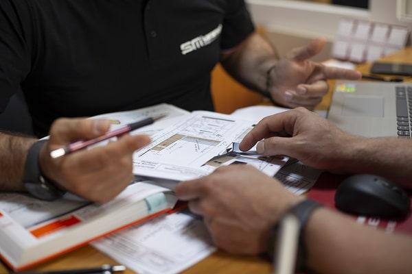 consultanta proiectare mobilier Oradea Saramob