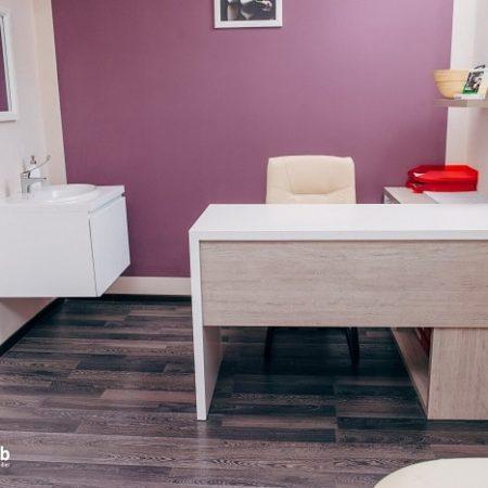 saramob productie mobilir comercial design mobila comanda oradea birou-cabinet-medical
