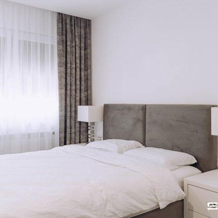 bedroom Custom furniture Modern apartment