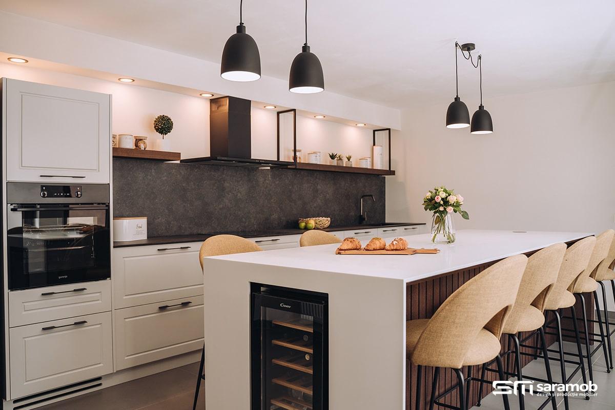 Custom-made furniture – Kitchen and living room saramob (1)