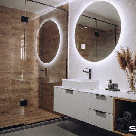 Custom-made furniture Bathroom saramob